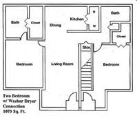 Woodhaven Floor Plan Woodhaven Park Apartments Indianapolis In Apartments For Rent