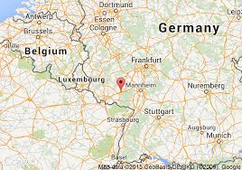 Germany Google Maps contact us email and location information corning