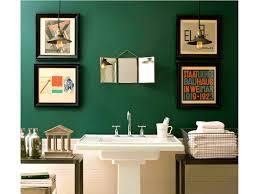 bathroom pretty attachment dark green bathroom paint ideas