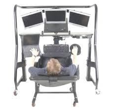 Zero Gravity Computer Desk Zero Gravity Chair Workstation Brilliant Computer Chair And Desk