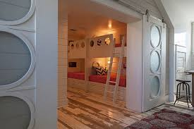 27 creative kids u0027 rooms with space savvy sliding barn doors