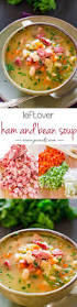 thanksgiving soups recipes leftover ham and bean soup jo cooks
