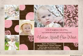 shabby chic birthday invitation photo pink u0026 cream card