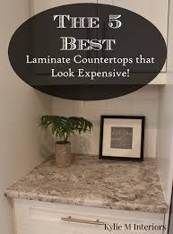 kitchn best laminate countertops that look like real granite quartz and