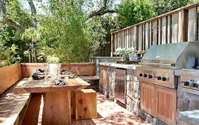 sommerküche selber bauen 1001 ideen für außenküche selber bauen 23 beispiele für