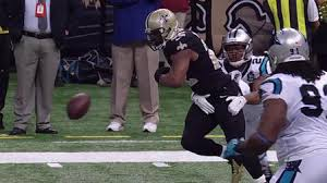 Fumble Meme - carolina panthers recover new orleans saints running back mark
