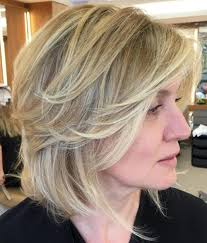 hair color and styles for woman age 60 60 fun and flattering medium hairstyles for women of all ages