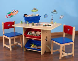 Toddler Table And Chairs Wood Top 7 Wooden Play Tables U0026 Chairs Ebay