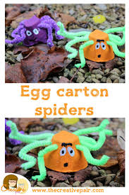 halloween spiders crafts