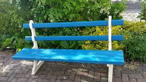 penarth pier u0027 benches are put up for sale on e bay u0026 facebook