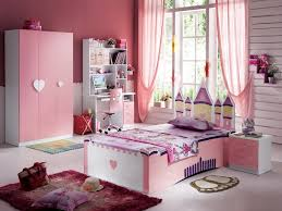 White And Pink Desk by Girls Bedroom Astounding Teenage Girl Bedroom Design Ideas With