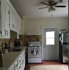 small kitchen remodel with white cabinets 21 kitchen makeovers with before and after photos best