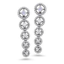 diamond earrings designs 54 designs of diamond earrings bar design diamond earrings