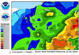 weather map ny weather where did the most fall in central york map