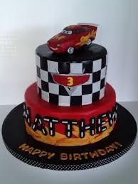 lightning mcqueen birthday cake cakecentral