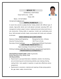 Pipe Fitter Job Description Resume by Combo Pipe Welder Cover Letter
