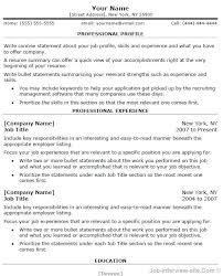 microsoft resume samples 7 free resume templates microsoft