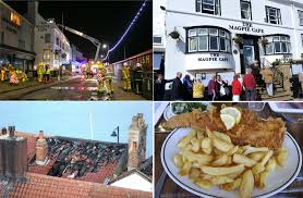The Best Fish And Chip Shops In The Uk Business Insider Magpie Cafe In Whitby Announce When They Hope To Reopen Restaurant