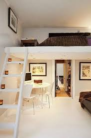 Beds That Have A Desk Underneath 16 Loft Beds To Make Your Small Space Feel Bigger Brit Co
