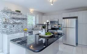 kitchen backsplash ideas for black granite countertops black granite countertops colors styles designing idea