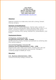 service clerk sample resume sample resume of data entry clerk best data entry clerk cover