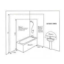 Bathroom Lighting Zones Bathroom Lighting Zone 1 And 2 Lighting Ideas