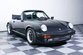 porsche cabriolet classic dream garage sold carsporsche porsche 911 3 2 carrera cabriolet