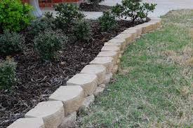 lawn edging ideas to keep grass out u2014 bitdigest design simple