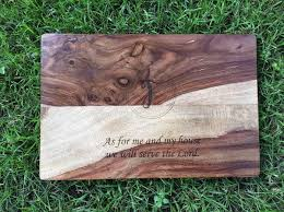 engraved serving tray 34 best laser engraved cutting boards images on wooden