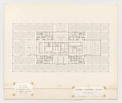 washington floor plan ludwig mies van der rohe martin luther king jr memorial library