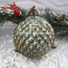 personalized glass ball christmas ornaments personalized glass