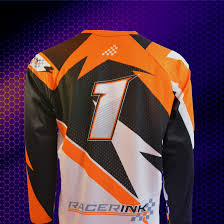 motocross jerseys sublimation motocross jersey racer ink