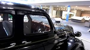 toyoda car toyoda standard sedan aa 1936 factory reproduction youtube