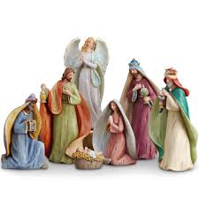 nativity figurines wikii