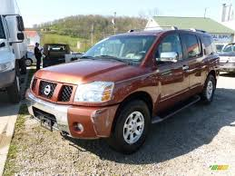 nissan armada off road 2004 sedona metallic nissan armada se off road 4x4 63848279