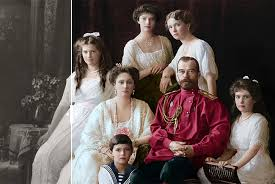 romanov family photos now in color russia beyond