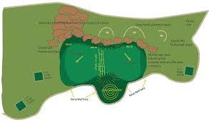 Backyard Blueprints Dave Pelz U0027s Backyard Blueprints Golf Com