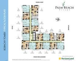 palm beach villas floor plans