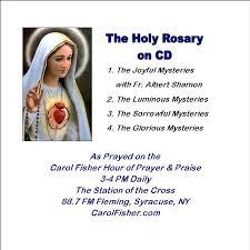 rosary cd rosary cd