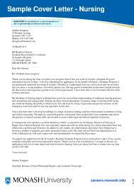 rn new grad cover letter registered nurse resume cover letter
