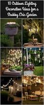 Backyard Patio Lighting Ideas by Best 25 Outdoor Decorative Lights Ideas On Pinterest Outdoor