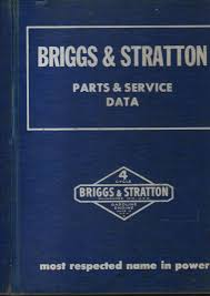 briggs and stratton parts u0026 service data ms 3222 4 cycle