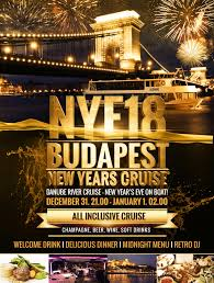 new year cruises in budapest new year budapest