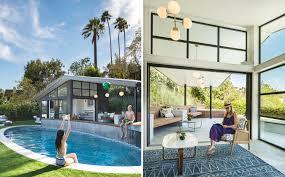 pool home los feliz pool house