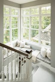 window seat u0026 landing interior design martha o u0027hara interiors