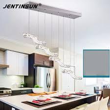 esszimmer len pendelleuchten mode neue 36 watt moderne gold kristall licht esszimmer led