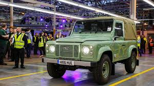 land rover 110 off road tycoon jim ratcliffe plans 600m u0027son of land rover defender
