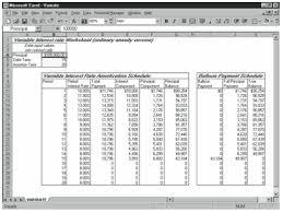 Ordinary Annuity Table Using The Debt Amortization Starter Workbooks U2022 Stephen L Nelson