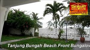 penang tanjung bungah beach front luxury bungalow for sale to let