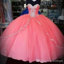 quinceanera dresses coral history coral quinceanera dresses 2016 new unique cheap